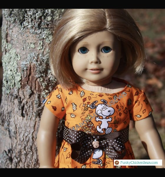 How to make American Girl Doll Clothes Step by Step