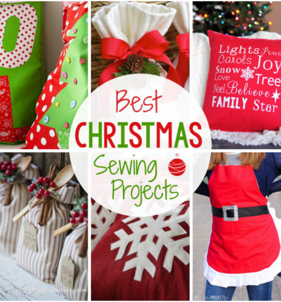 Quick Gifts To Sew For Christmas