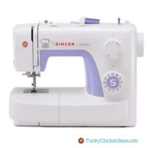 Singer Simple Sewing Machine For Kids