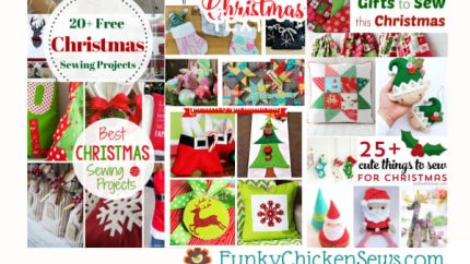 The Best Christmas Sewing Projects To Make This Year